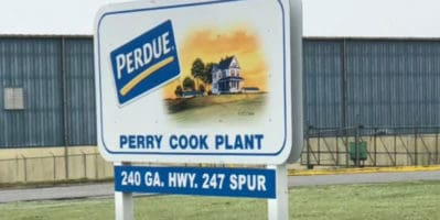 What Perdue Farms Did When a Food Processing Plant Employee Got Sick With Coronavirus