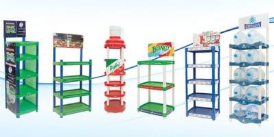 Plastival: Exhibidores plásticos a su medida