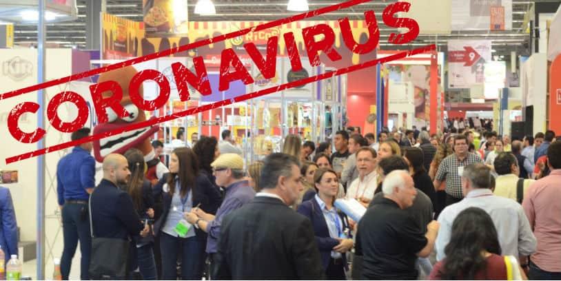 the coronavirus events postponed - el coronavirus eventos aplazados
