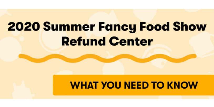 Summer Fancy Food Show 2020