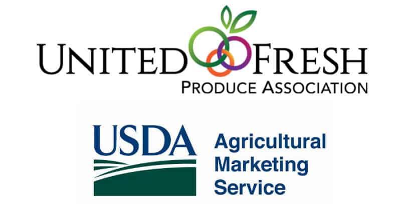 USDA - United Fresh Webinar