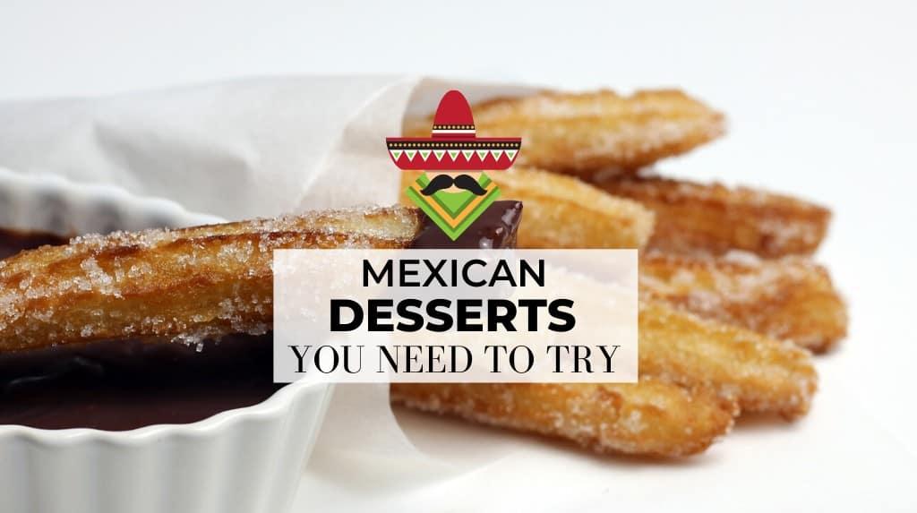 Mexican dessert recipes