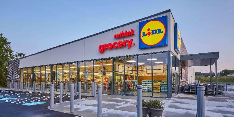 Lidl supermarket Georgia - supermercado Lidl en Georgia