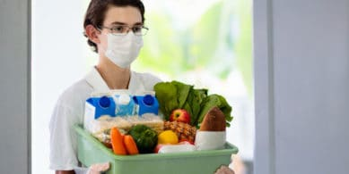 Supermarkets Adapt to Digital Changes to Face the COVID-19 Pandemic