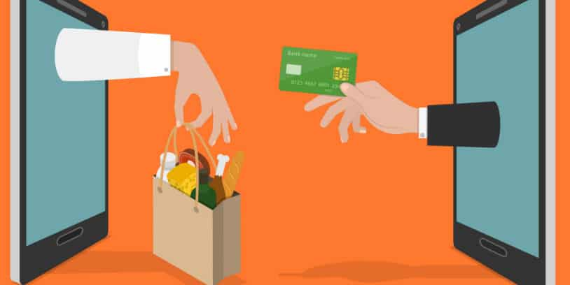 online grocery sales - venta de comestibles online
