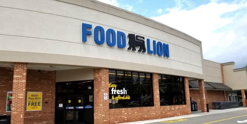 Food Lion supermarket