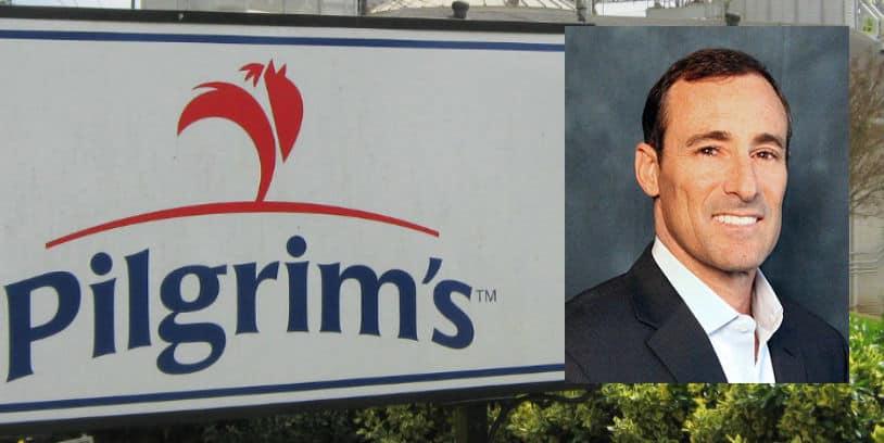 Pilgrim's CEO Jayson Penn