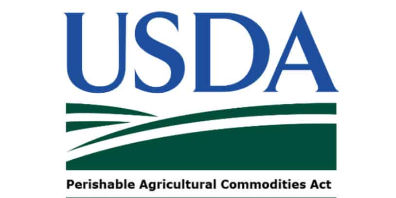 USDA PACA sanctions