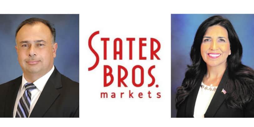 Stater Bros Markets Hispanic VP executives - ejecutivos hispanos
