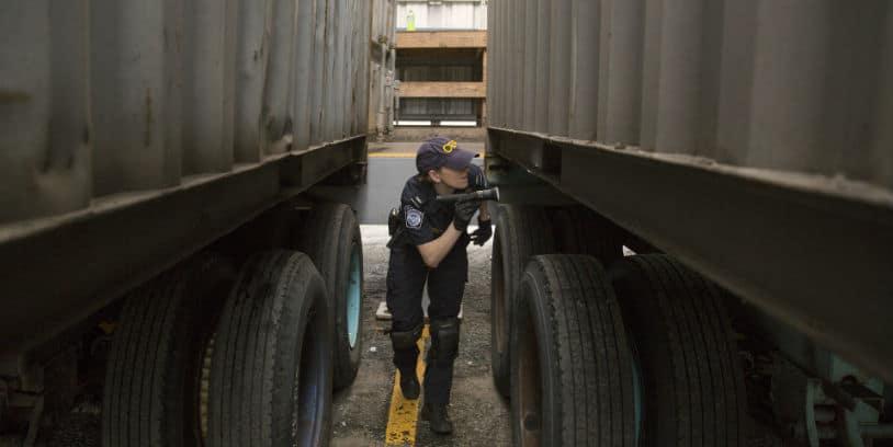 CBP narcotics fresh produce - drogas escondidas en cargamentos de verduras