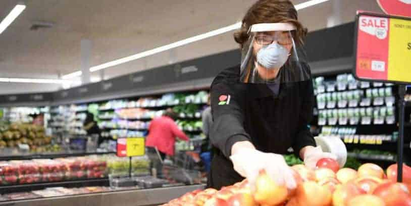 Stop & Shop grocery workers UFCW - trabajadores de Stop & Shop