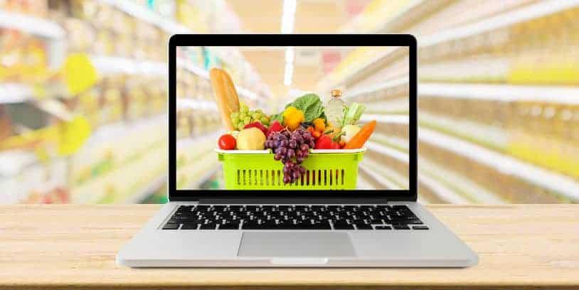 online grocery shopping Brick Meets Click - compra de comestibles en línea
