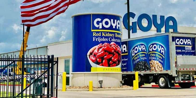 Goya Foods Texas facility