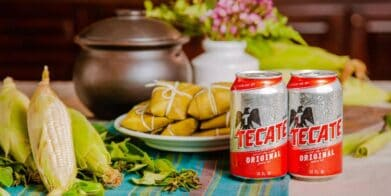 Tecate Pairs with Tamales in a Holiday Promotion Marking Mexican American Family Tradition