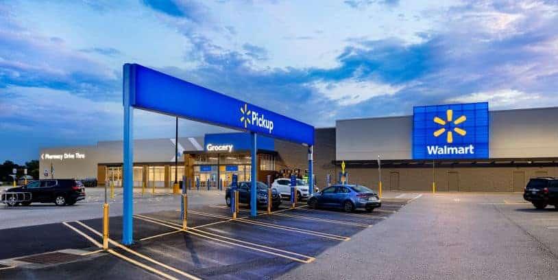 Walmart redesign - Walmart rediseño