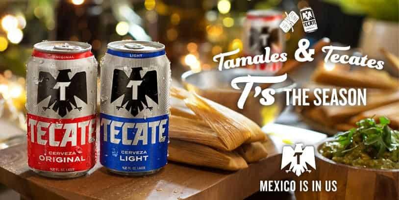 Tamales & Tecate