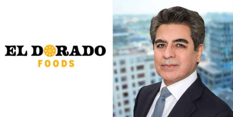 Javier Vélez-Bautista El Dorado Foods