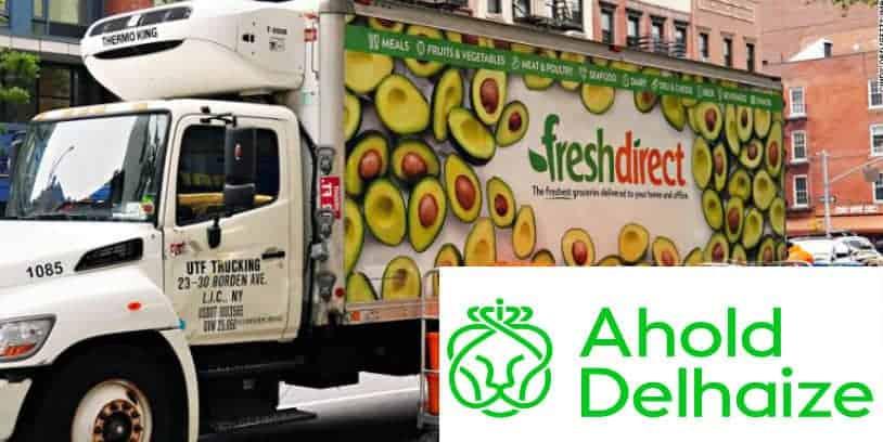 freshdirect Ahold Delhaize