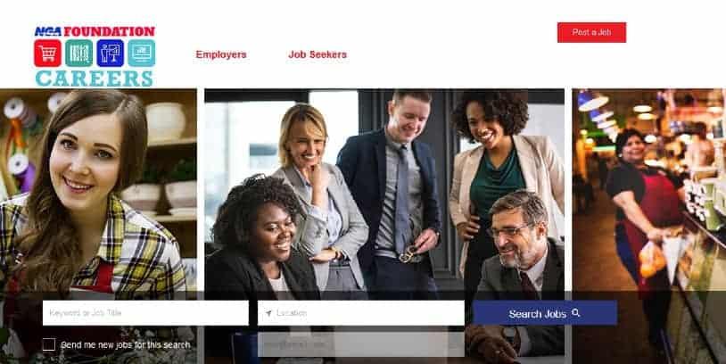 NGA Foundation Career Center - centro de empleos