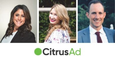CitrusAd Hires Top Retail Media Executives to Support its Exponential Growth