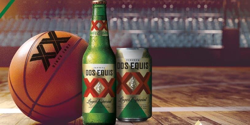 Dos Equis basketball - baloncesto