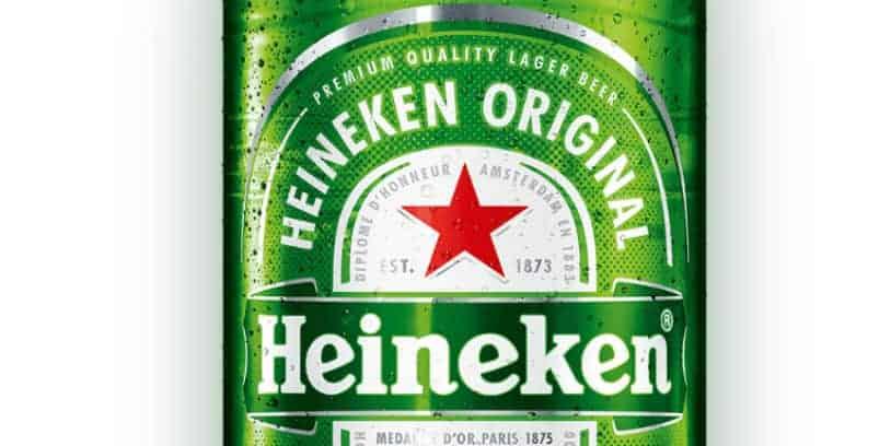 Heineken original slim cans - latas delgadas