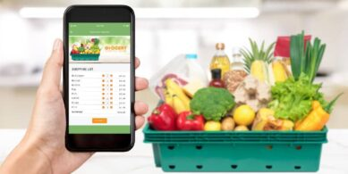 Online Grocery Sales Hit $9.3 Billion for January 2021