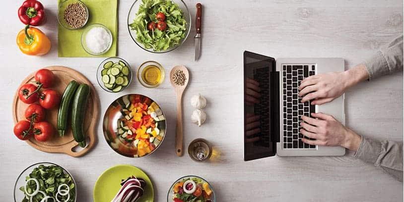 online food sales