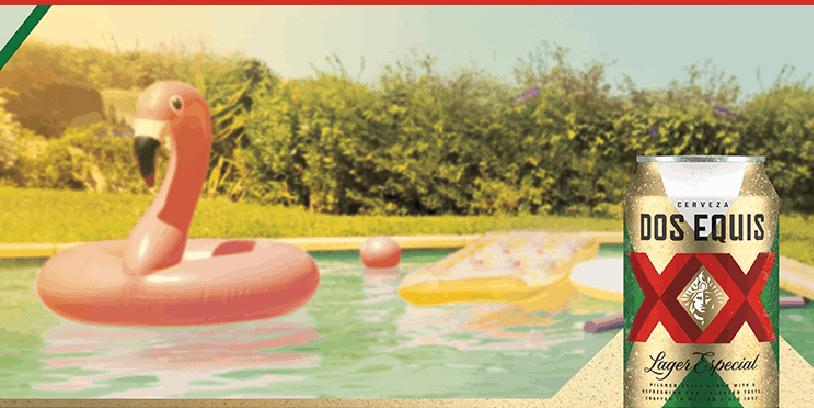 Dos Equis Summer - verano