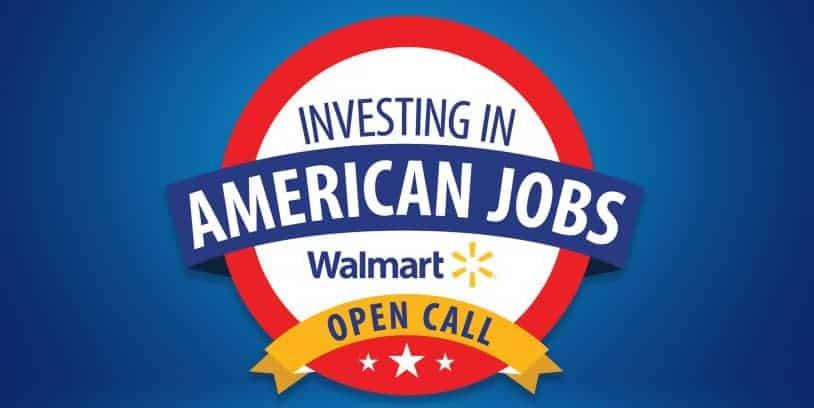 Walmart convocatoria anual emprendedores