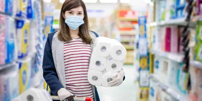 consumer - grocery - pandemic -consumidores - pandemia -