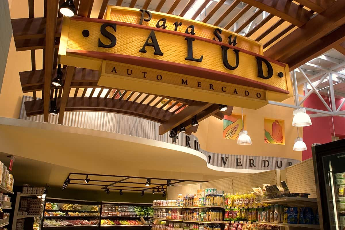 tienda de comestibles pequeña