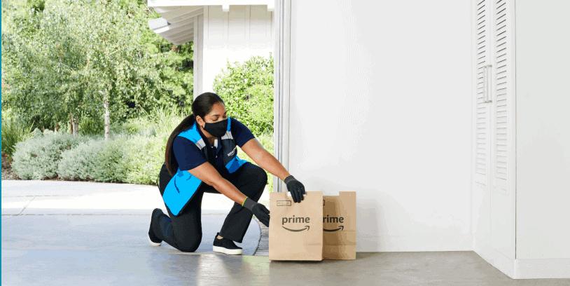 In-Garage Grocery Delivery - entrega de comestibles en el garaje