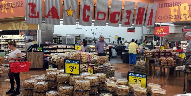 small grocery store - tienda de comestibles pequeña