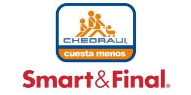 El Grupo Comercial Chedraui compra la cadena de tiendas Smart & Final