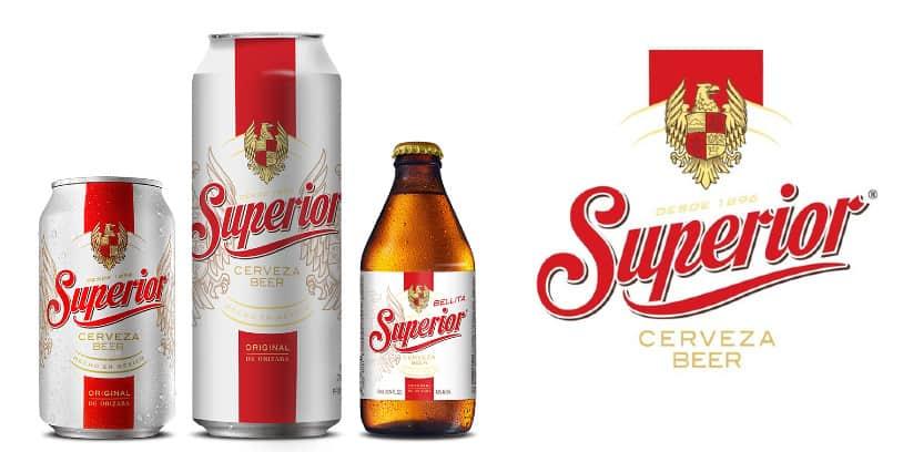 Cerveza Superior - beer