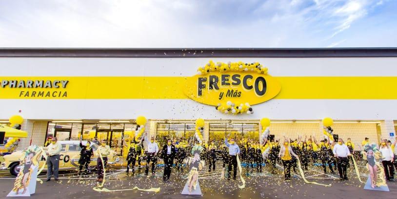 Fresco y Más five years anniversary - quinto aniversario