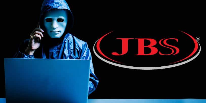 JBS cyber attack - ataque cibernético