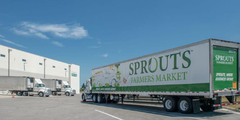 Sprouts distribution center - centro de distribución