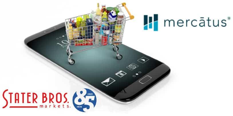 Stater Bros. online grocery - compras en línea