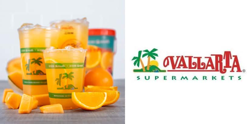 Vallarta Supermarkets - Agua Fresca