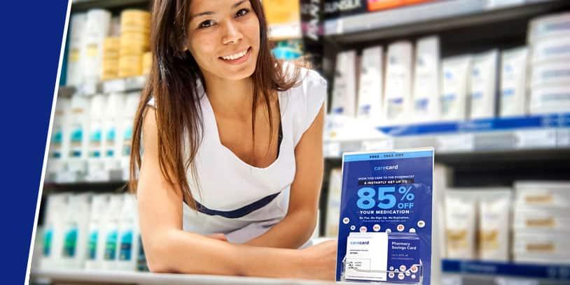 Carecard prescriptions - medicinas recetadas