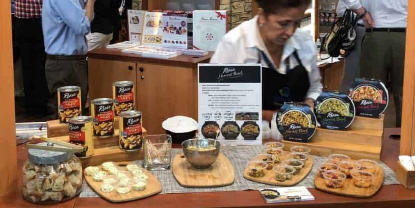 specialty food sales - alimentos especializados