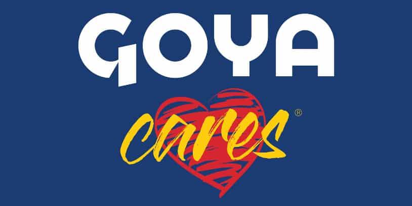 Goya Cares