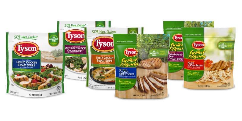 Tyson Foods Chicken - pollo