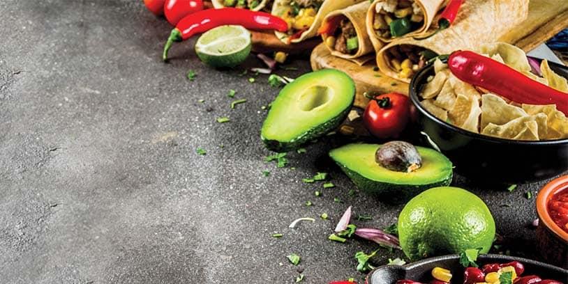 heritage - Mexican flavor - herencia - sabor mexicano