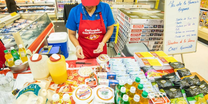 Hispanic Heritage Month - grocers -tenderos Mes de la Herencia Hispana