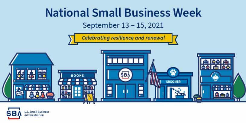 National Small Business Week SBA - Semana Nacional de la Pequeña Empresa