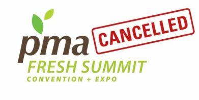 PMA cancela la feria comercial Fresh Summit 2021
