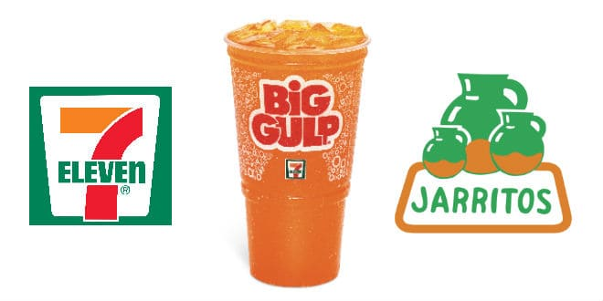 7-Eleven Jarritos Big Gulp